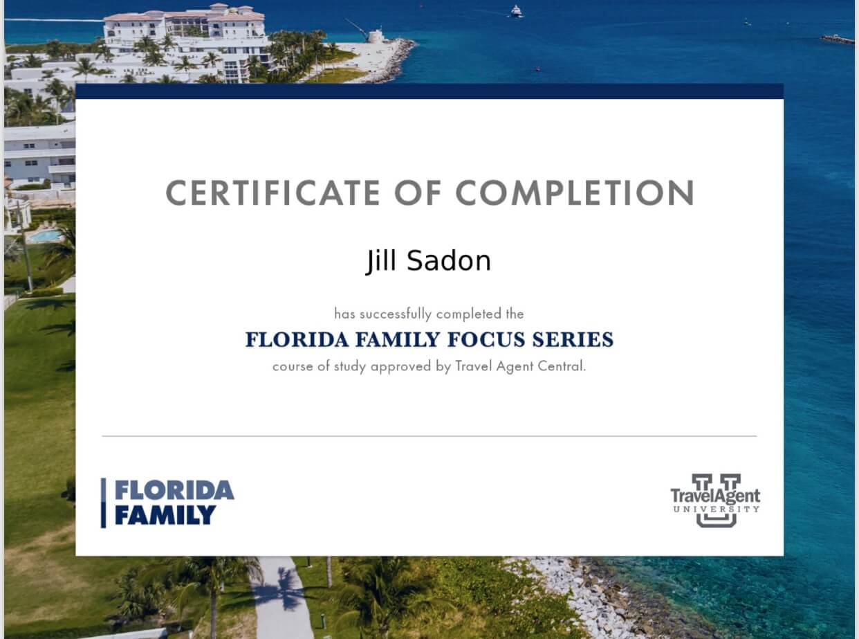 certificate-florida-family